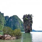 James Bond Island, Phang Nga Bay near Phuket
