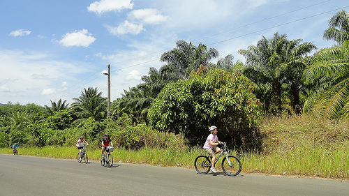 Krabi Cycling Trip