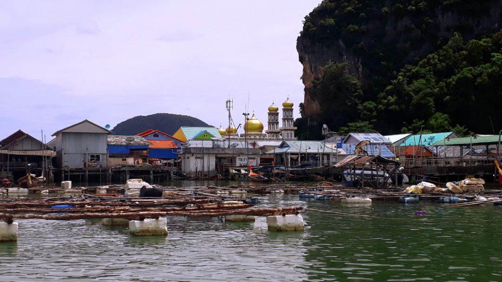 June Bahtra Cruise Phang Nga Bay