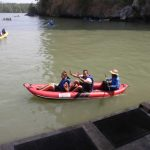 Phang Nga Bay Tour with Sea Canoe at Tam Lot