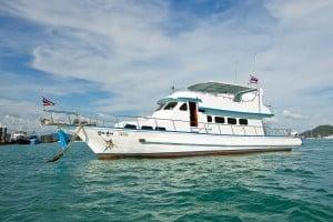 Phuket Booze Cruise Boat