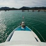 Phuket Fishing Boat Charter - Sundeck
