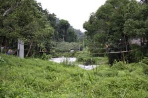 Phuket Wildwasser Rafting mit Zipling