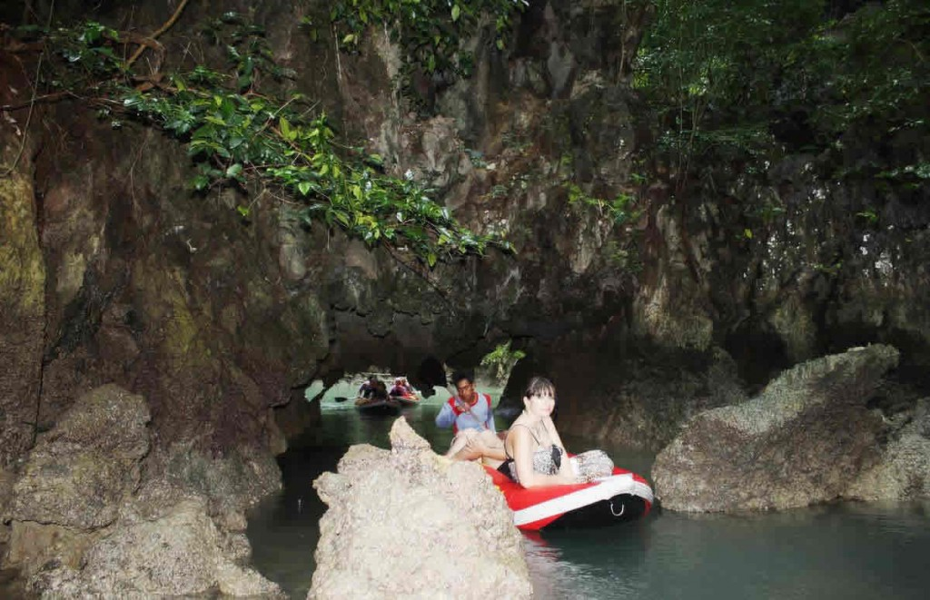 Phuket Sea Canoe Tour Phang Nga Bay Cave