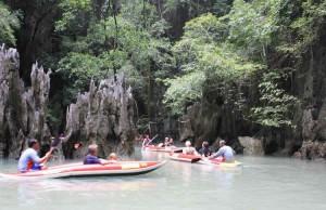 Phuket Kanu Tagestour