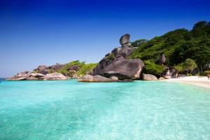 Snorkeling Isole Similan - Donald Duck Rock