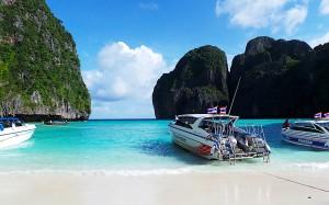 Escursione alle Isole Phi Phi - Maya Bay