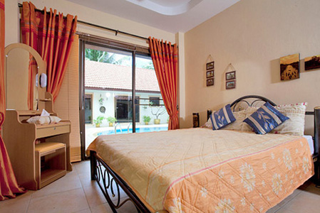 Coconut paradise Double Bed Room