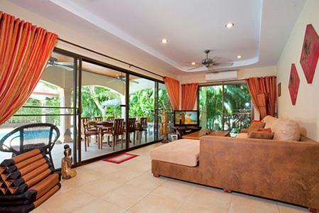 Coconut Living Room