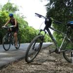 Phuket Fahrradtouren in den Norden der Insel.
