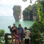 Private Phuket Ausflüge mit Easy Day Phuket Tours zu James Bond Island