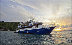 MV Sai Mai – Christmas Cruise 2013