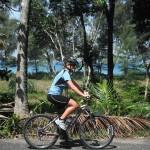 Phuket fahrradtouren zu den Schildkröten & Wasserfällen.