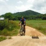 Ingo on tour in Koh Yao Noi