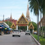 Entrance 2 - Entrance Wat Chalong Phuket
