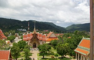 Wat Chalong Phuket Thailand