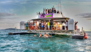 Phuket Party Boat - Floating Spa