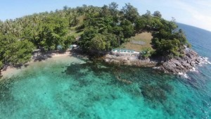Raya Island Tour Phuket - Ban Raya Beach Front