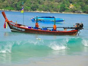 Kata Beach Long Tail