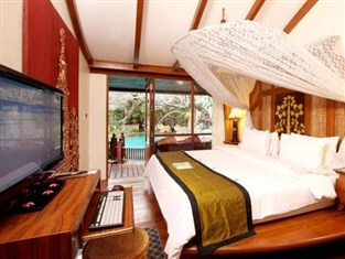 Garden Deluxe Zimmer im Sawasdee Village Phuket