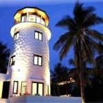 The Racha resort on Racha Yai Island