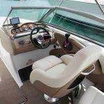 Cherry Pie Cockpit - Phuket Boat Charters