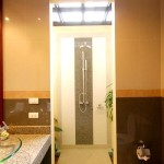 Les Palmares 2-Bedroom Villa - Inside bathroom