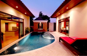 Les Palmares Pool Villas in Bang Tao Beach