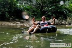 Kapong Safari Tour - River Tubing