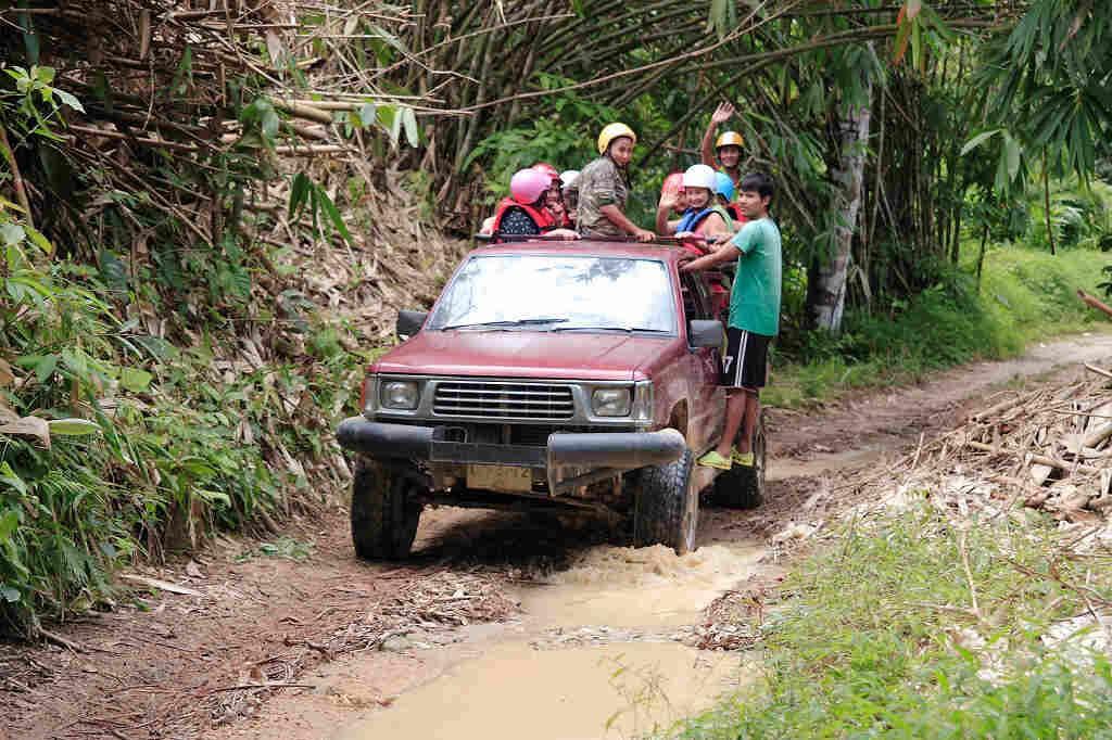 Kapong Safari Tour 4x4