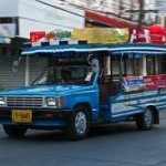 Autobus cittadino di Phuket Town
