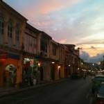 Il centro di Phuket Town