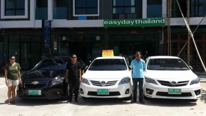 Easy Day Thailand - Phuket Taxi Service