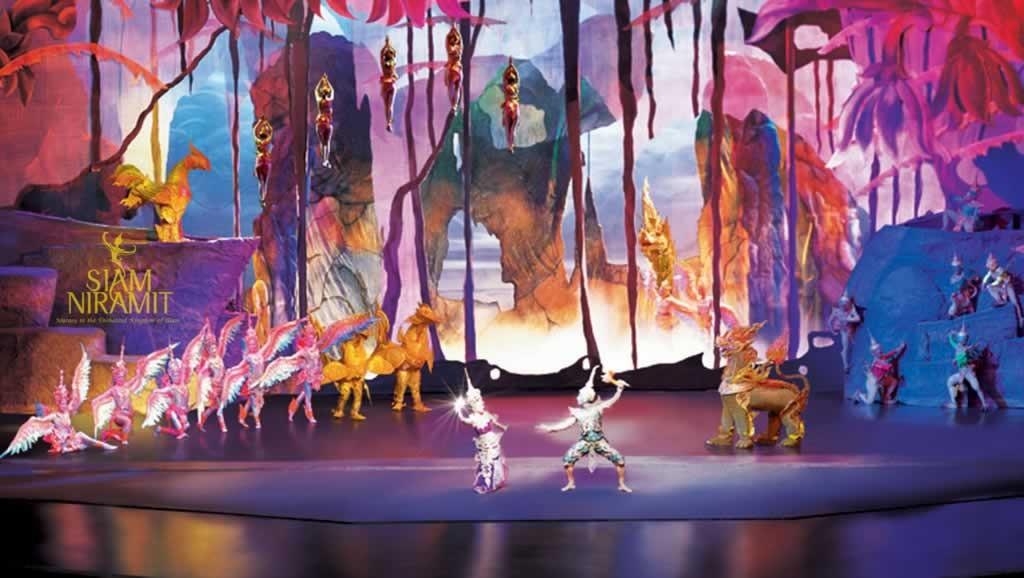 Siam Niramit Show Phuket - Himapan
