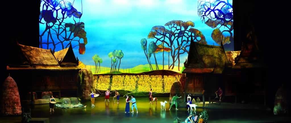 Siam Niramit Show Phuket - North