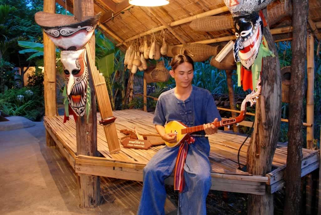 Siam Niramit Thai Village - Isan