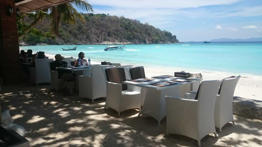 Lunch Time - Phuket Island Hopping Tours