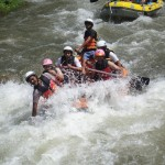 White Water Rafting in Phang Nga Province