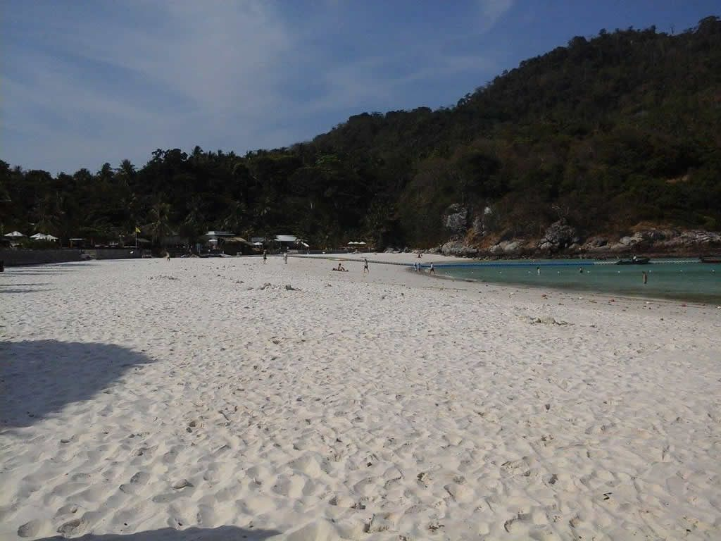 Phuket Island Hopping Tours - Beach