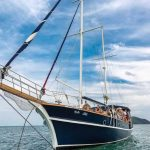Private Phuket Island Cruises - MS Illuzion Front