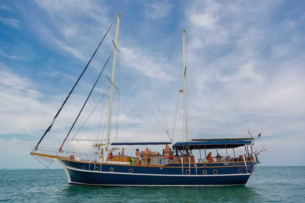 Private Phuket Island Cruises - MS Illuzion