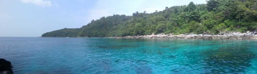 Raya Noi Island - East Coast