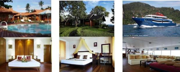 Phi Phi Island Overnights