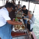 Lunch Time - June bahtra Phang Nga Bay Cruise