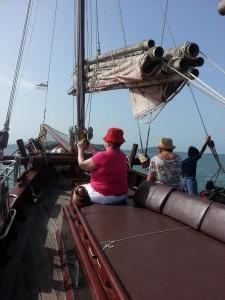 Guests enjoy Phang Nga Bay - June bahtra Phang Nga Bay cruise