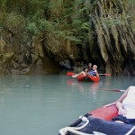 Canoeing in Phang Nga Bay