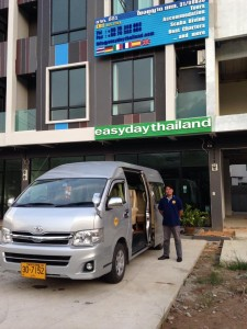Easy Day Thailand VIP Van