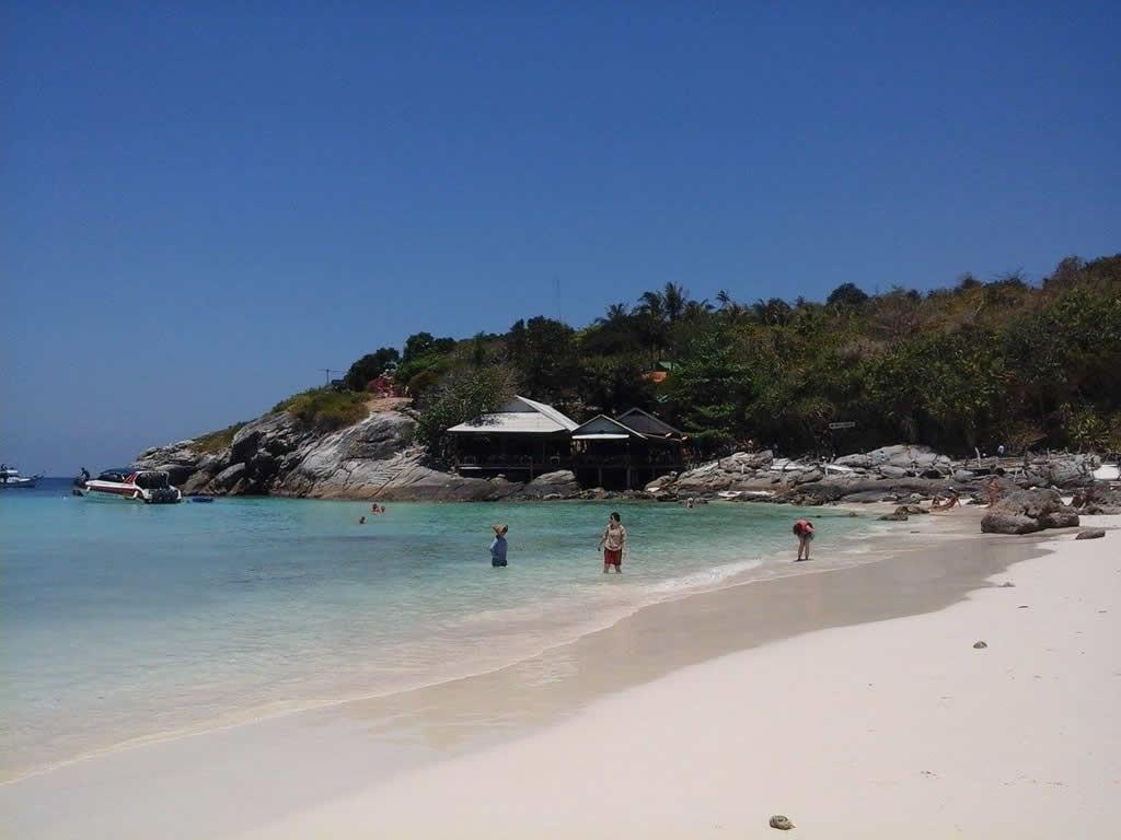 Racha Yai Island - Early Bird Snorkeling Tour from Phuket, Thailand