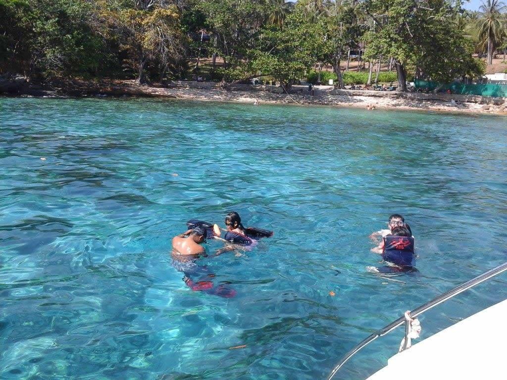 Racha Yai Island Early Bird Snorkeling Day Tour