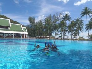 Phuket Scuba Diving Courses - Trainings Pool